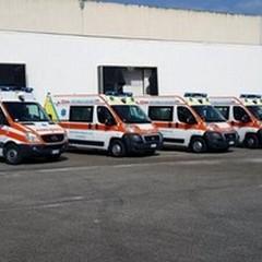 Tre nuove ambulanze: la Misericordia di Andria aggiorna le postazioni del 118
