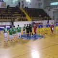 Ostuni amara per la Florigel Andria, l'Olympique vince 6-4