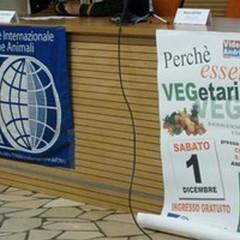 «Essere vegetariani per se stessi e l'ambiente»