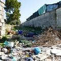 Inciviltà e mancanza di decoro a ridosso del Cimitero di Andria