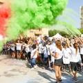 """Grande partecipazione e tanto divertimento alla 1^ edizione della """"Tricolor Run"""""""
