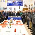 l'A.N.M.I. di Andria festeggia il Natale