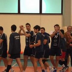 Pallavolo Andria - Modugno Volley 3-1, quarto successo in cinque gare