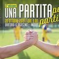 """Giunge alla VI edizione il quadrangolare di calcio  """"Una partita per partire """""""