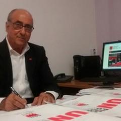 Tagli ai patronati, presidio dei sindacati davanti all'Inps di Andria