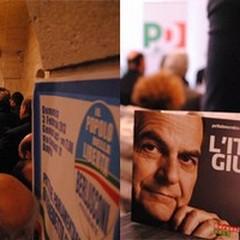 Pdl e Pd di Andria: chiusura campagna elettorale in «musica»