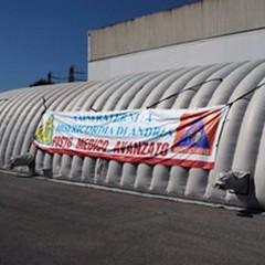 Stamane l'inaugurazione della nuova sede della Misericordia di Andria