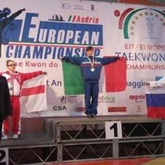 Europei di taekwondo: l'Italia conquista il secondo oro ad Andria