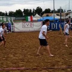 Beach Volley, Majira 2014: partenza bagnata ma è boom di iscrizioni
