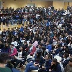 """Autogestione per protesta nell'ITC  """"Carafa """" di Andria"""