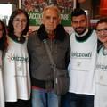 Raccolta alimentare record per l'associazione Orizzonti: donate 7 tonnellate di prodotti alimentari