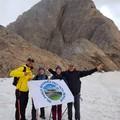 Escursionisti andriesi continuano a sfidare le altezze delle montagne