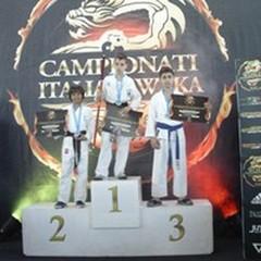 Nicola Strippoli bronzo nel Karate al torneo di Rimini