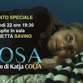 Evento cinematografico con l'attrice Lunetta Savino alla Multisala Roma di Andria