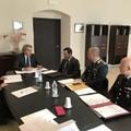 Comitato provinciale ordine pubblico esamina anche vicenda della svastica su muro Cattedrale