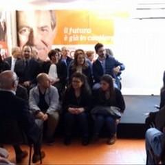 """Comunali 2015, presentata la lista  """"Fortunato per Andria """""""