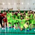 La Florigel Andria gioisce nel finale, San Ferdinando battuto 4-5
