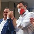 È ufficiale, Salvini lancia la candidatura di Antonio Scamarcio