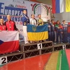 Si sono conclusi i campionati europei di Taekwondo Itf