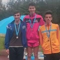 Finale regionale dei 1000m su pista: Selvarolo terzo a Foggia