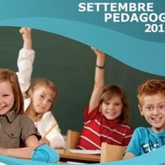 """Settembre Pedagogico 2015 con  """"La scuola nel mondo che cambia """""""