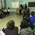"""Mr. Cervello arriva alla scuola """"Vittorio Emanuele III-Dante Alighieri"""""""