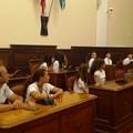"""Festival televisivo internazionale Ciak junior di Jesolo: il sindaco riceve classe della """"Vaccina"""""""