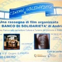 Terzo appuntamento cinematografico col Banco di solidarietà