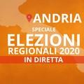 Speciale elezioni regionali 2020, in diretta i risultati da Andria