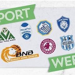 Sport Week: la Fidelis vince, la Nuova Andria pareggia