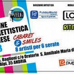 Una tournée cabarettistica tutta italiana: 8 comici nazionali ad Andria