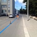 Ad Andria si giunge ad una petizione contro l'invadenza delle strisce blu