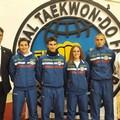 Taekwondo, gli azzurri della Bat sfiorano il podio a Plovdid