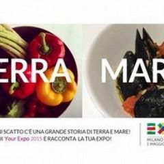 """""""Terra e mare """", Marilena Tesoro e la sua foto per Expo 2015"""
