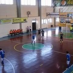 Futsal Andria: gli azzurri superano il Tiki Taka San Severo