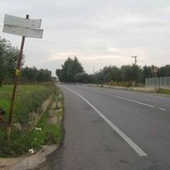 """Strada  """"Andria-Bisceglie """": bando per i lavori sui primi 3 chilometri"""
