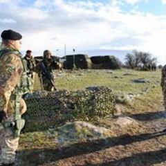 """Oltre 100 militari impegnati nella  """"Giornata Ecologica """" del Parco"""
