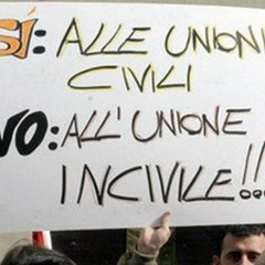 Da Roma ad Andria, Losappio: «Unioni Civili, il diritto è una priorità»