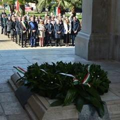 Andria festeggia la Giornata dell'Unità Nazionale e delle Forze Armate