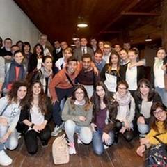 Viaggio della Memoria 2014: studenti da Andria a Trieste