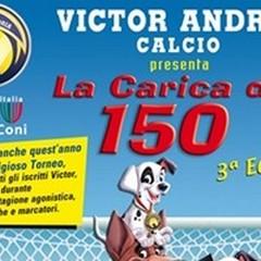 «La carica dei 150», Victor Andria: domenica la 4^ giornata