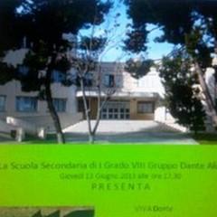 La scuola VIII Gruppo sarà intitolata a Dante Alighieri