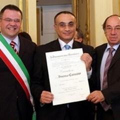 """""""Merito della Repubblica Italiana """": domani la consegna dell'onoreficenza"""