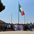 """Volontari della Misericordia di Andria in visita alla Caserma """"Stella"""" di Barletta"""