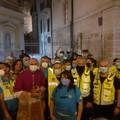 Ordinazione Episcopale di Mons. Giovanni Massaro: il grande impegno dei volontari delle Misericordie