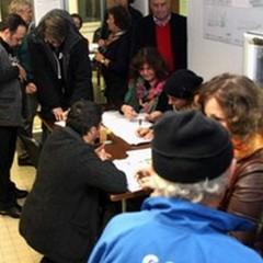 Oltre settemila i votanti alle «Parlamentarie» nella BAT
