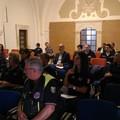 Stamane l'incontro dei Comitati di Protezione Civile della Bat