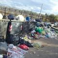Cumuli di rifiuti, accade (anche) a Lama di Carro