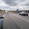 Andria-Bisceglie, taglio del nastro in anticipo: strada ufficialmente aperta. LE FOTO
