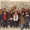 """Street Art Gallery: alla scuola  """"Salvemini """" il premio  della giuria popolare"""